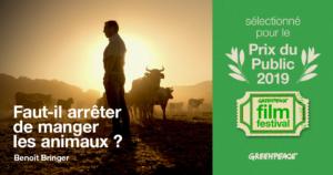 Tredrez-Locquémeau (22), Faut-il arrêter de manger les animaux ? Ciné Festival Alimenterre @ Café Théodore