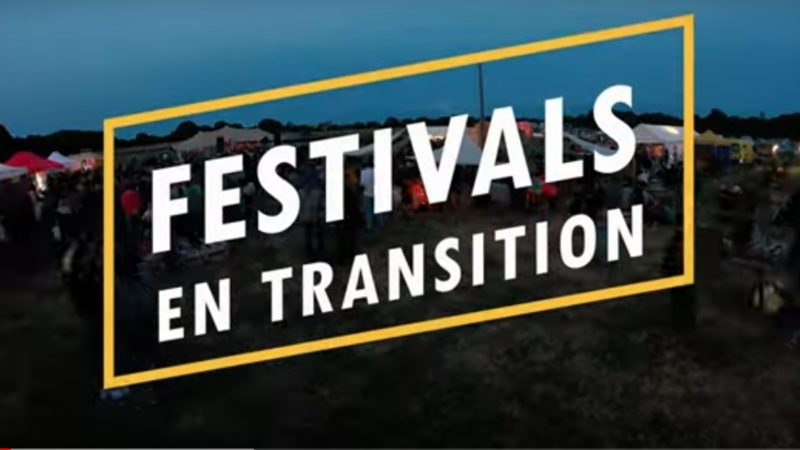 Une formation en ligne pour des festivals en transition