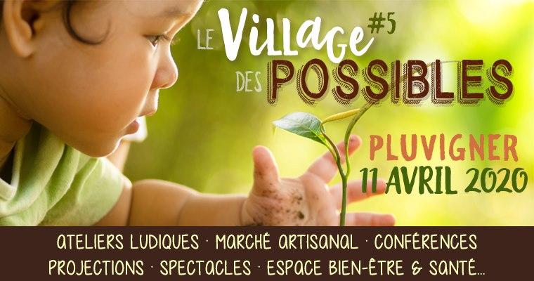 Pluvigner (56), 5ème festival Le Village des Possibles