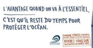 Plougasnou (29), Nettoyage plage à Térenez @ Port de Térénez