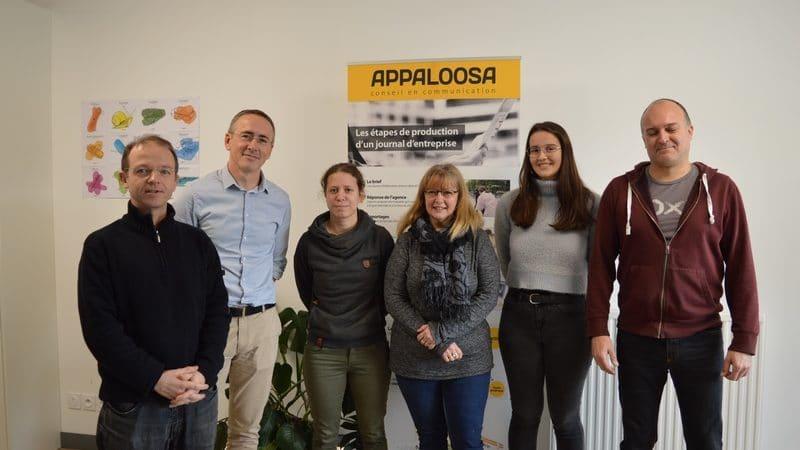 Appaloosa, une agence de communication en Scop