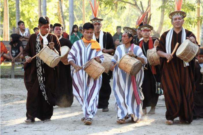 Nantes (44) Conférence : Gardiens de l'Amazonie : Les peuples de la forêt au secours de la planète.