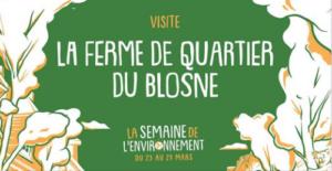 Rennes (35) - Visite d'une ferme de quartier @ Les Cols verts Rennes