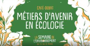 Rennes (35) - Les métiers d'avenir en écologie @ L'Amaryllis Bar