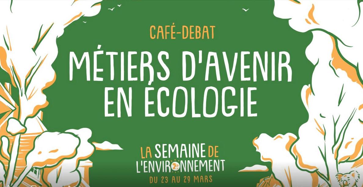 Rennes (35) – Les métiers d'avenir en écologie