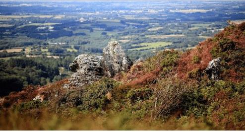 Plounéour-Ménez (29) – Balade «la pierre bleue»
