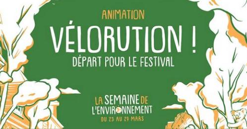 Rennes (35) – Vélorution !