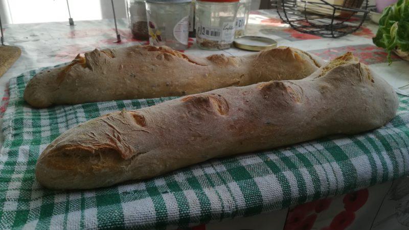 Levain et pain maison (2)