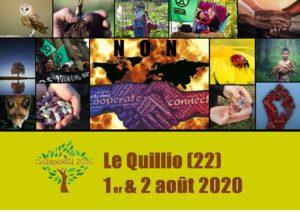 Le Quillio (22), Rendez-vous à CollapsHill