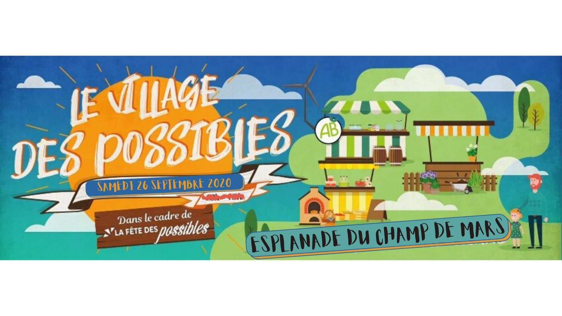 Rennes (35), Fête des possibles 2020