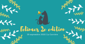 Nantes (44), Félinacs, salon du bien-être animal @ La Carrière