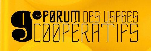 Forum des usages coopératifs, en chemin vers la coopération!