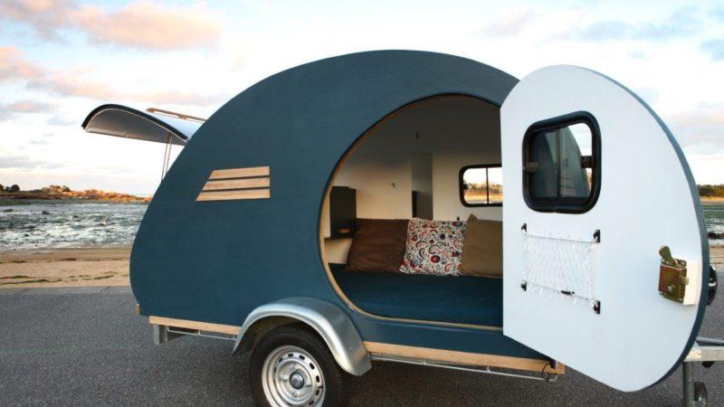 A Rennes, ils inventent une mini-caravane éco-responsable