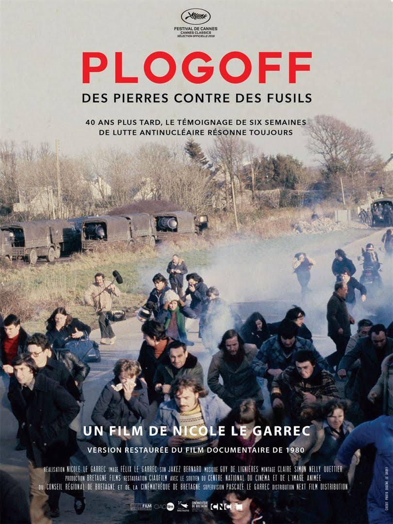 """Porspoder (29), Rencontre/projection avec Nicole et Félix Le Garrec : """"Plogoff, des pierres et des fusils"""""""