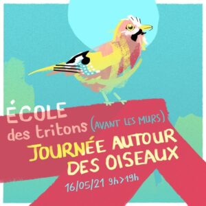 """Notre-Dame-des-Landes (44), Journée Ornitho - école des Tritons @ lieu-dit """"Les Planchettes"""", à Notre-Dame-des-Landes 44130"""
