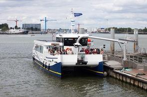 """Ar Vag Tredan, le bateau propre de Lorient est-il vraiment """"Zéro émission""""?"""