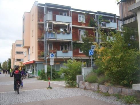A Fribourg, l'éco-quartier donne des idées aux bretons