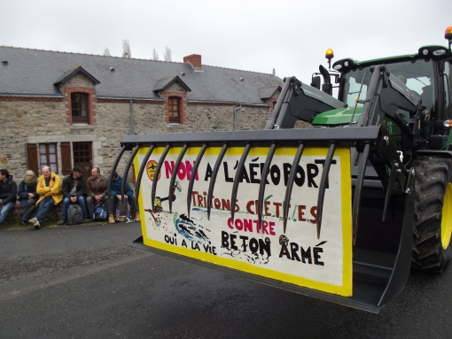 Notre-Dame-Des-Landes: La manifestation de samedi se prépare