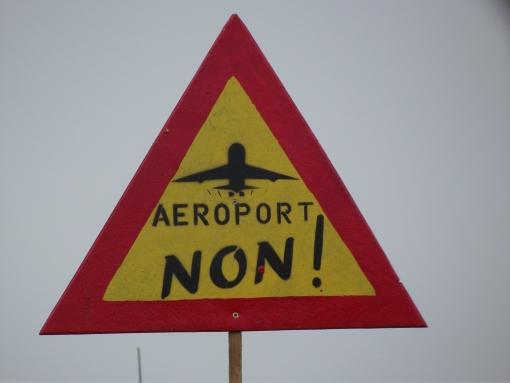La FNAUT rappelle son opposition au projet d'aéroport de Notre-Dame-des-Landes