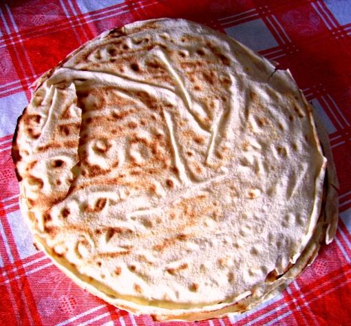 La Recette du week-end : un pain méridional végétarien !