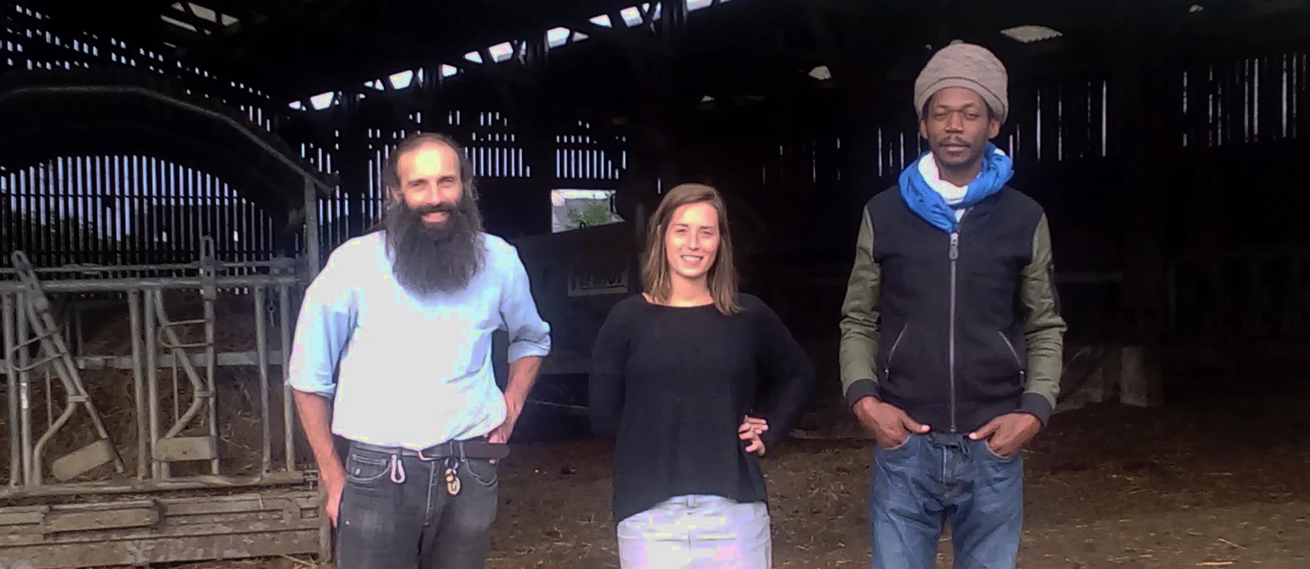 Ille-et-Vilaine : Le Chadoux, une ferme en transition