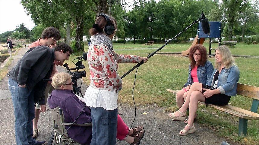 Les passeurs d'images et de sons, l'association qui fait rimer audiovisuel, expression citoyenne, et territoire