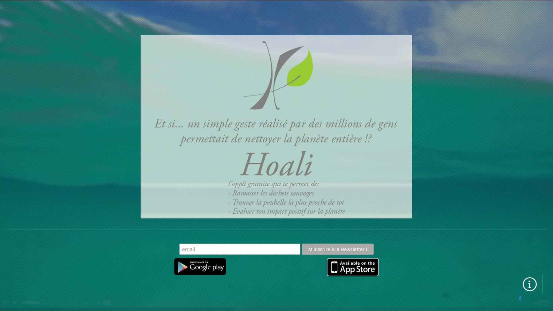 Hoali, l'appli qui nettoie les océans et sort les poubelles