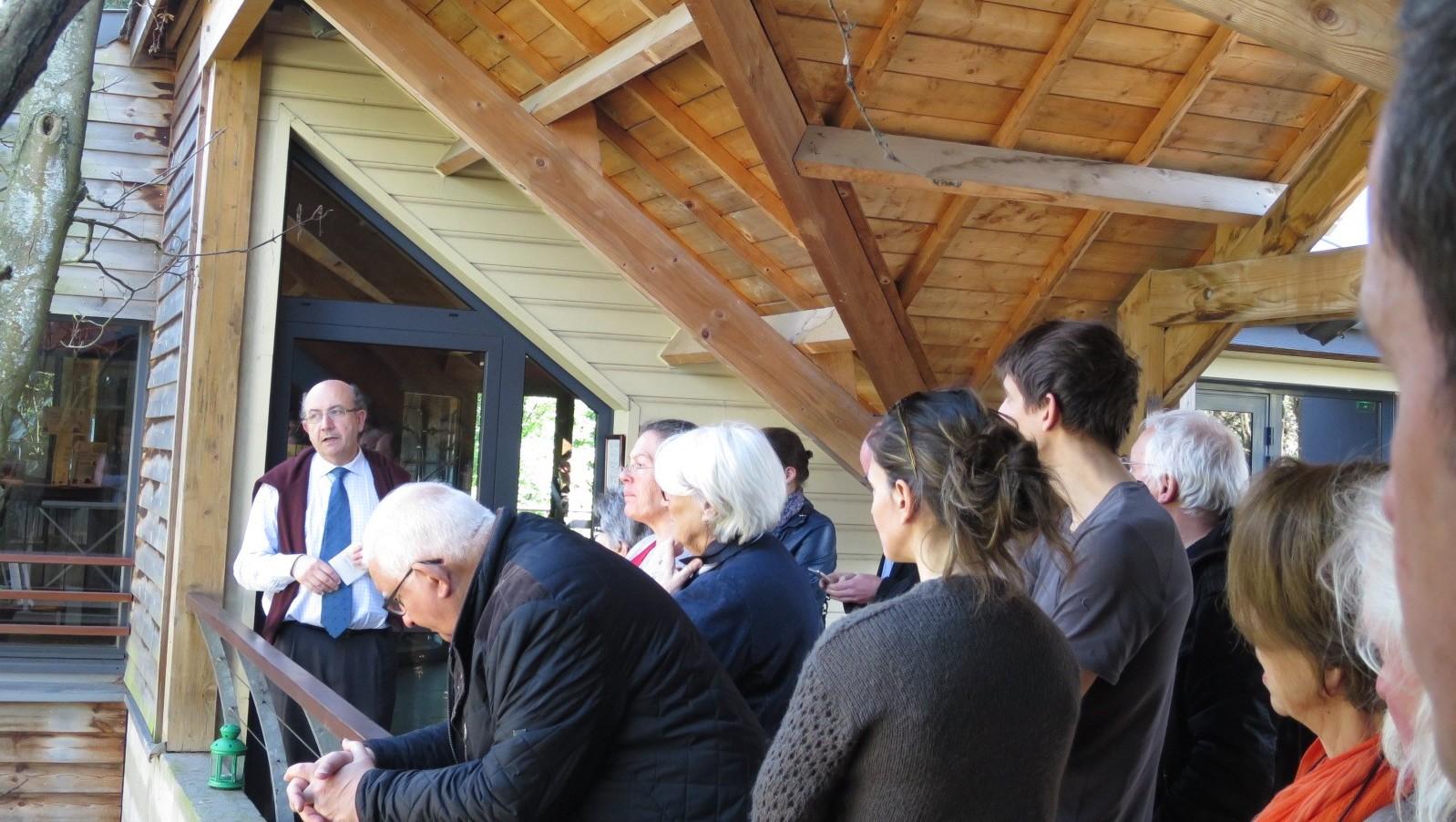 Retour sur l'évènement «Quelle habitation écologique?» à Rennes