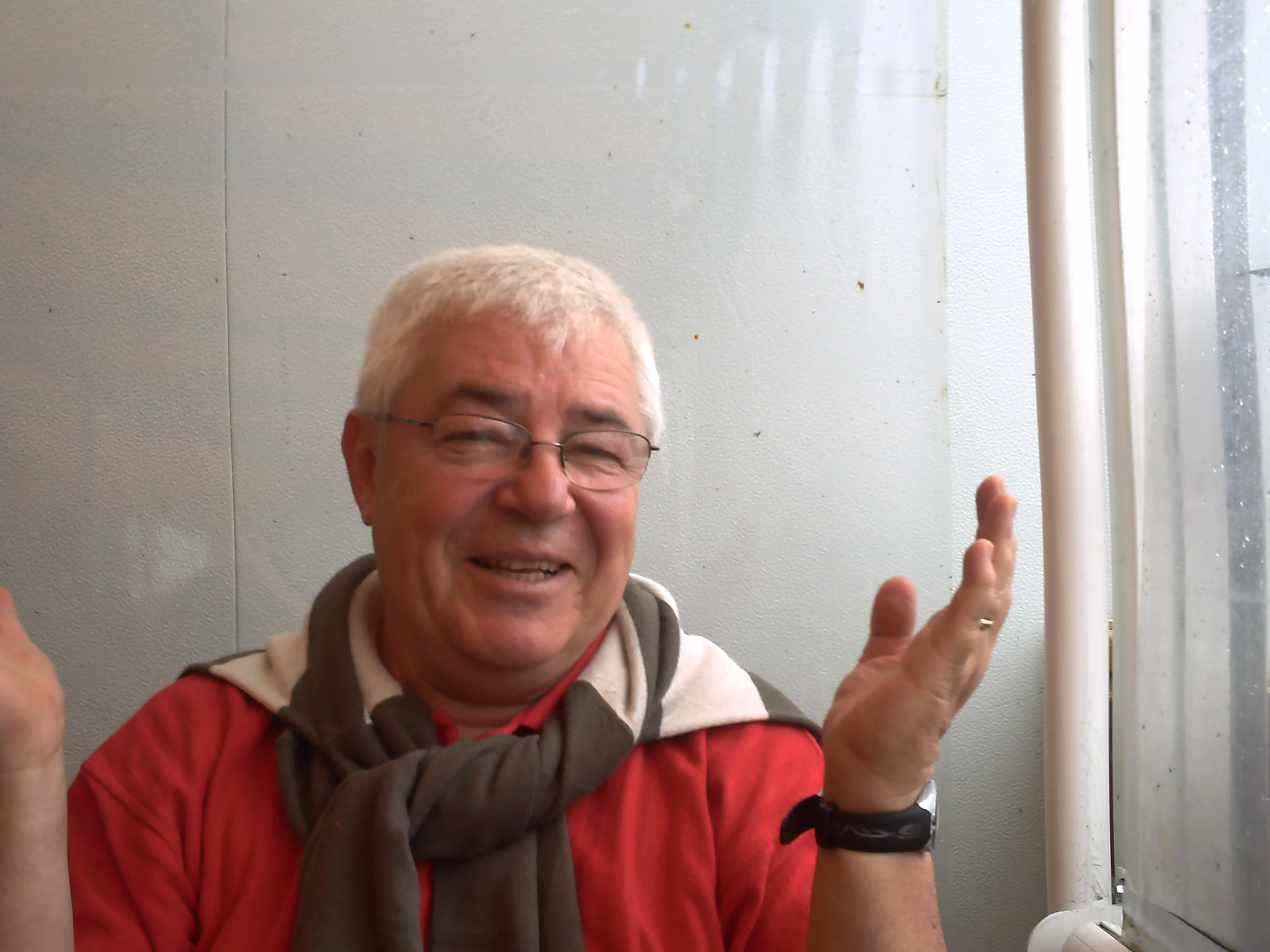 #6 Portraits d'Equipe : Dominique Guizien, président de l'association