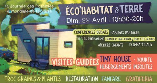 Une «Journée des possibles» autour de l'écohabitat et de la Terre à Plougoumelen