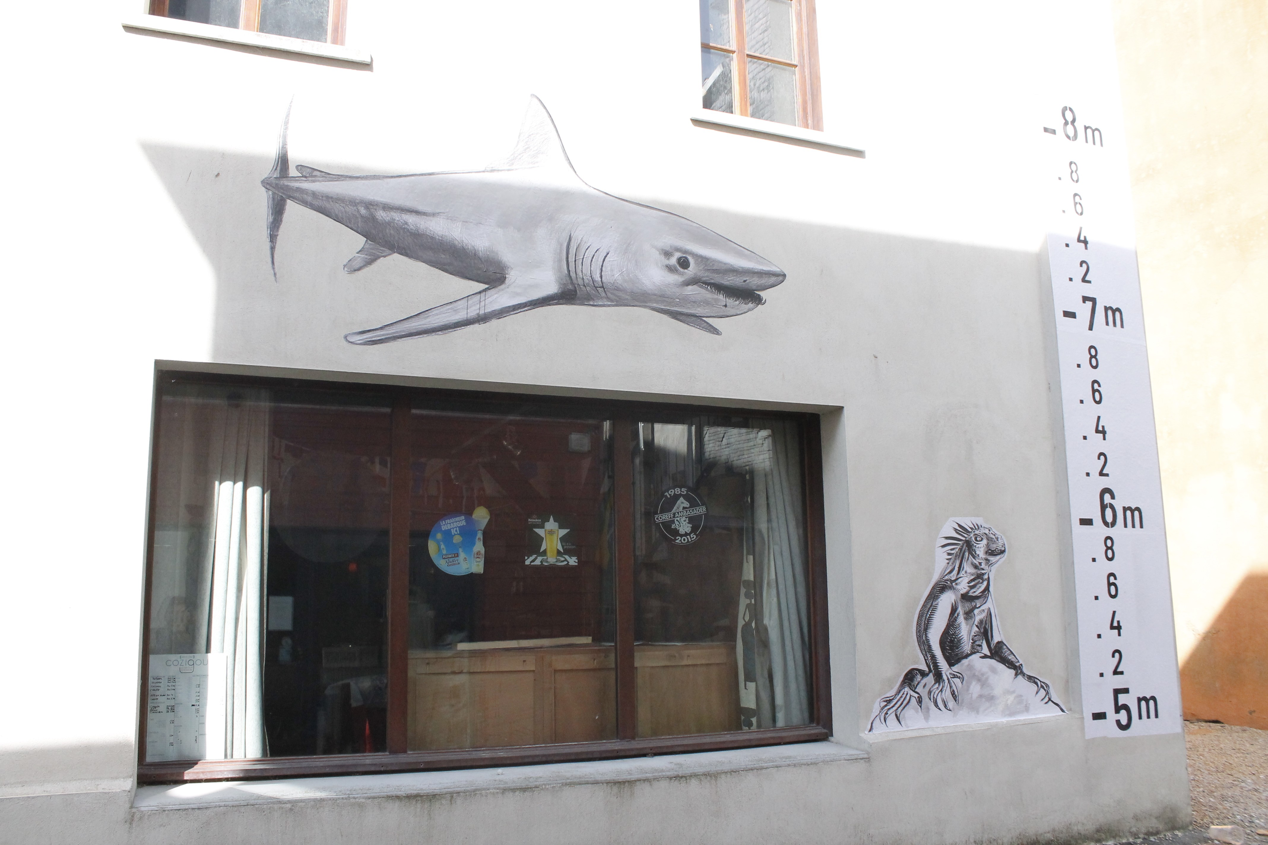 Incité: Festival de Street art écologique à Carhaix