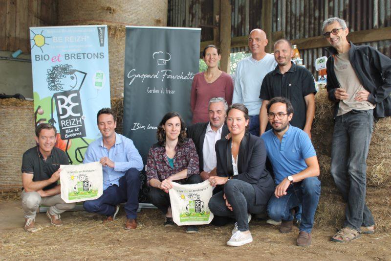 La marque bio bretonne Be Reizh fête ses 2 ans