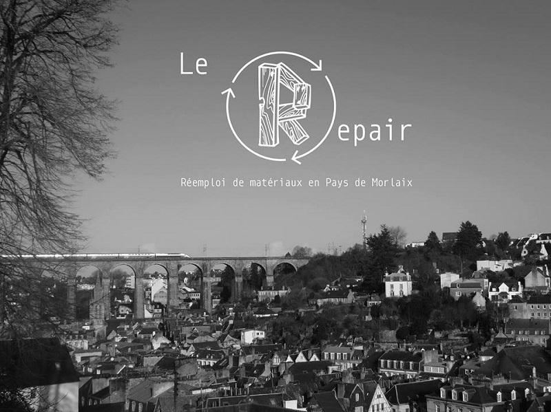 Le Repair, une recyclerie de matériaux intégrant une dimension artistique et fédératrice