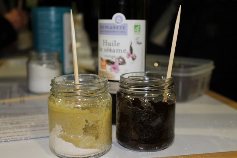 [ Défi familles zéro déchet] Un atelier cosmétique pour prendre soin de soi au naturel