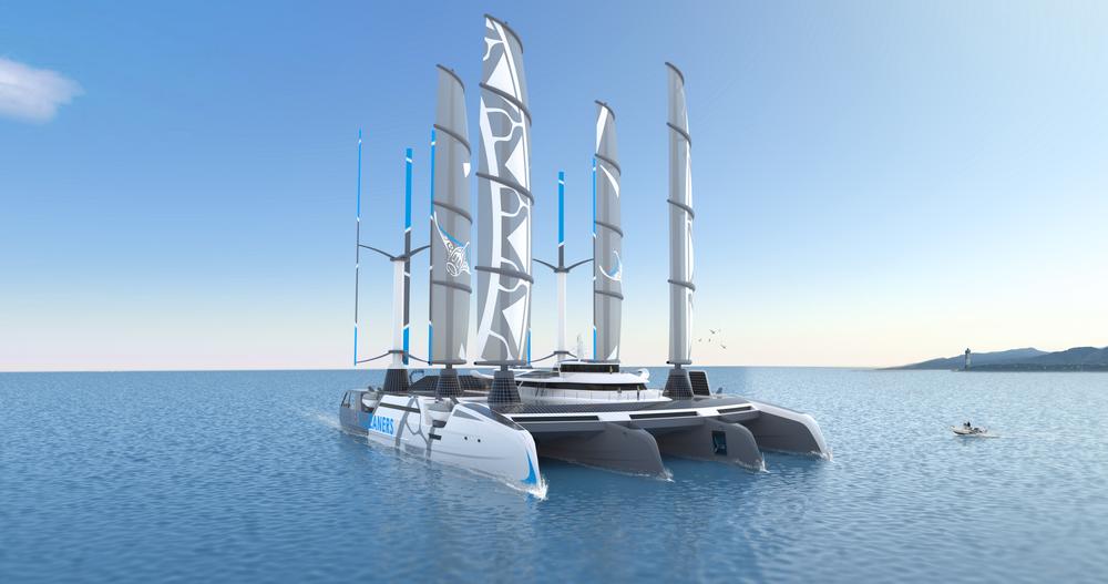 Le Manta, mentor des bateaux dépollueurs ?