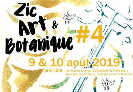 L'idée sortie. Le festival Zic, art et botanique à l'arboretum de Huelgoat
