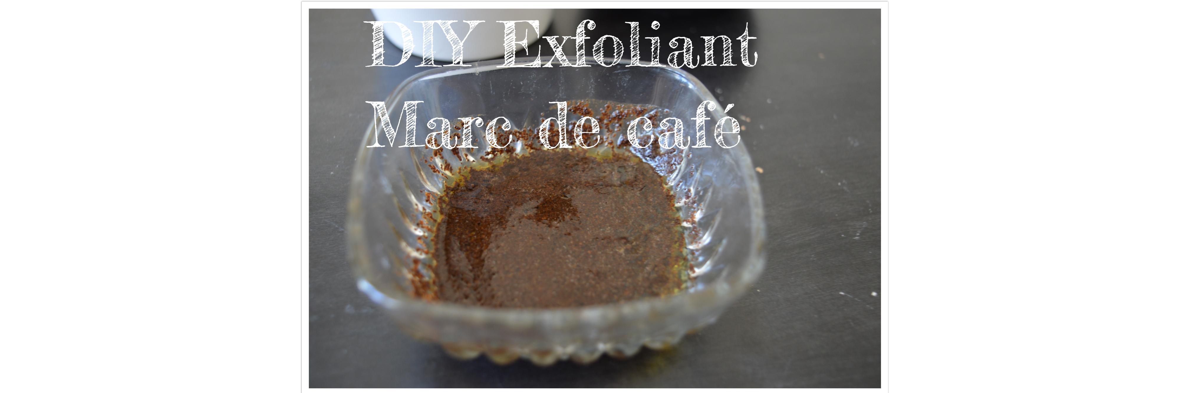 J'apprends à faire mon exfoliant naturel à base de marc de café