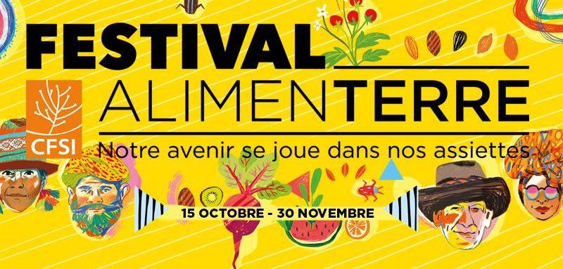 Le Festival Alimenterre, pour une alimentation solidaire et durable