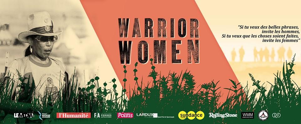 Le long métrage Warrior Women en avant première à Rennes
