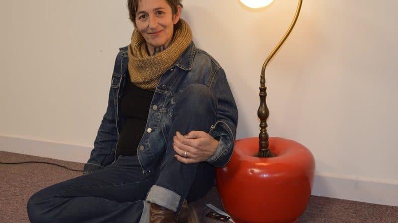 Portrait de femmes N°2. Solen de Mars, l'Effet Papillon à Baud (56)