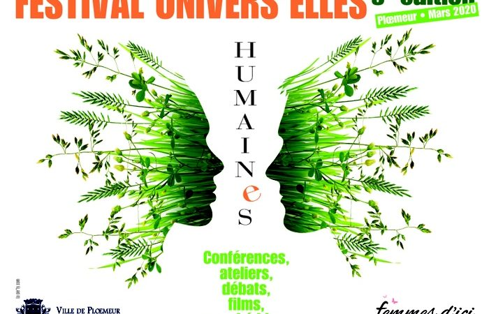 Le festival Univers'Elles prend ses quartiers à Ploemeur (56)