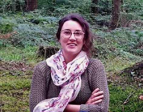 Portrait de femme n°4. Nolwenn Ragel, chargée de mission précarité énergétique à Morlaix (29)
