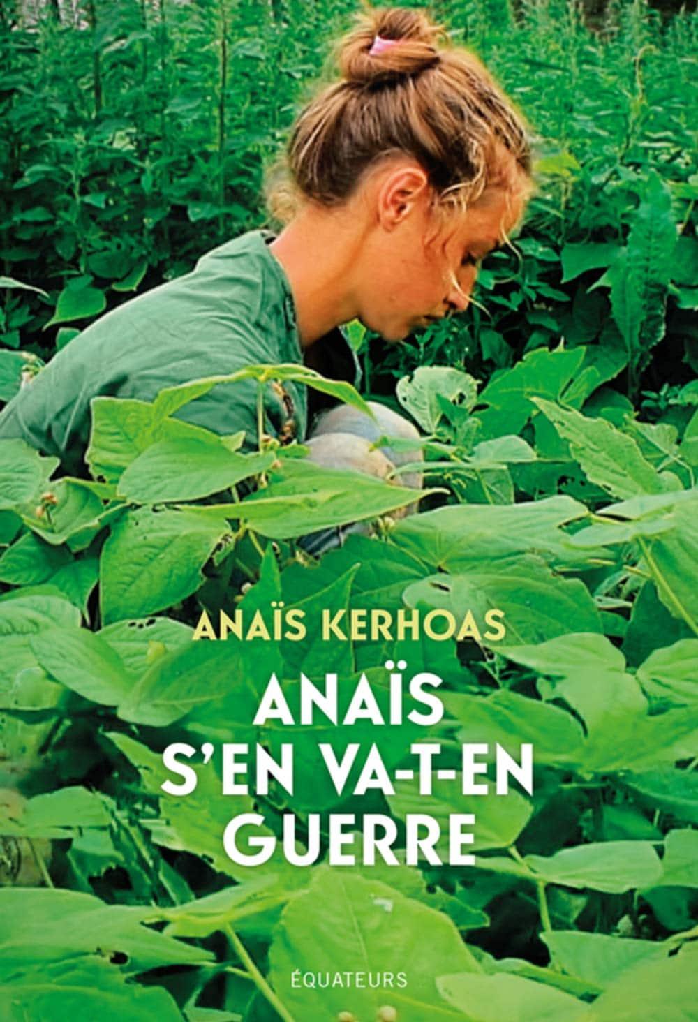 Anaïs s'en va-t-en-guerre » et se raconte dans un livre - Eco-Bretons