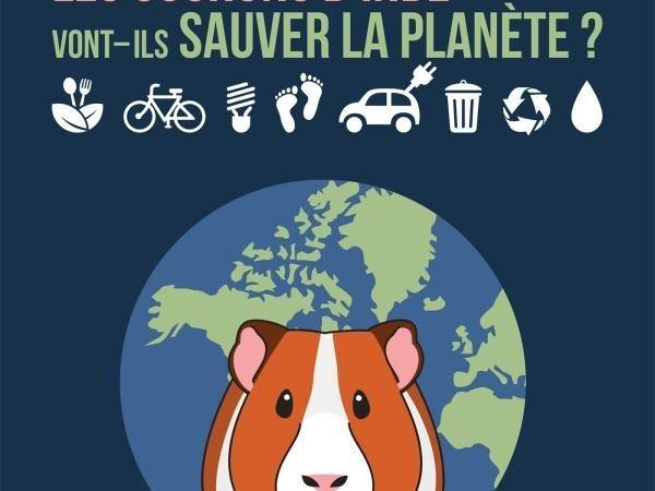 A lire. Pourquoi les cochons d'Inde vont-ils sauver la planète?
