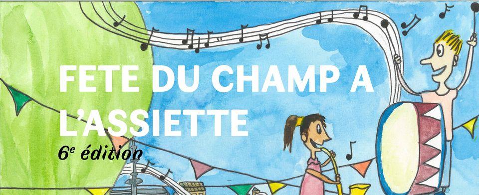 """L'idée sortie. """"Du Champ à l'Assiette"""" ce samedi à Rennes"""