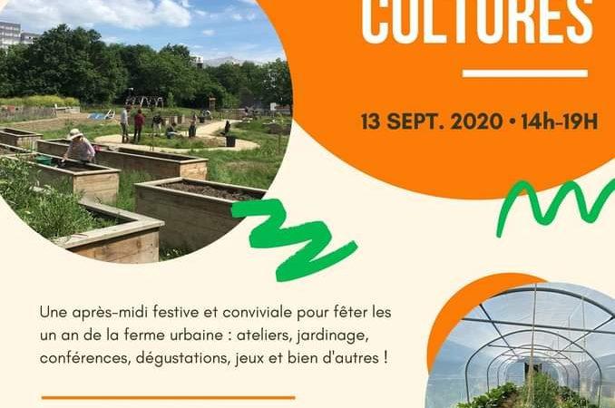 L'idée sortie. La fête du Potager des Cultures à Rennes