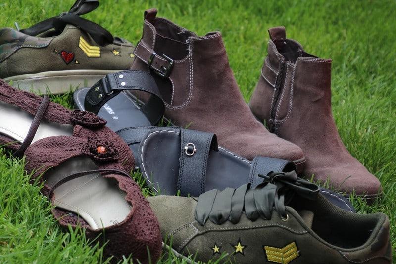 Recyclage de chaussures usagées: une initiative intéressante à Brest