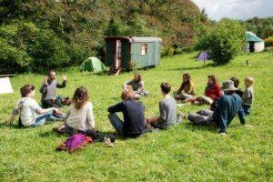 Mellionnec (22), Permaculture Humaine et Sociale - Le Bois du Barde @ Le Bois du Barde