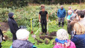 Pleumeur Bodou (22), S'inspirer de la permaculture pour cultiver son jardin  - Stage @ EcoCentre du Trégor