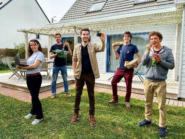 EcoLowGie, Une websérie sur les low tech en Bretagne